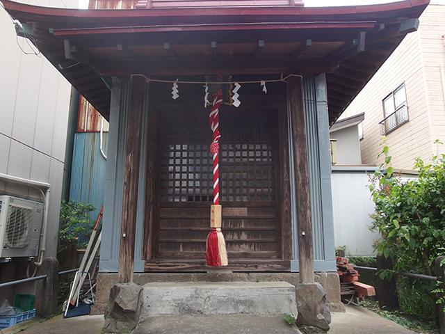 天王神社(小田原市浜町)写真