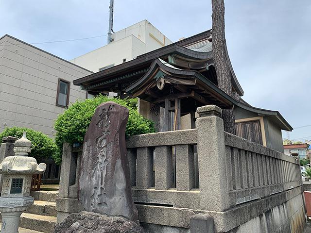 千度小路龍宮神社写真
