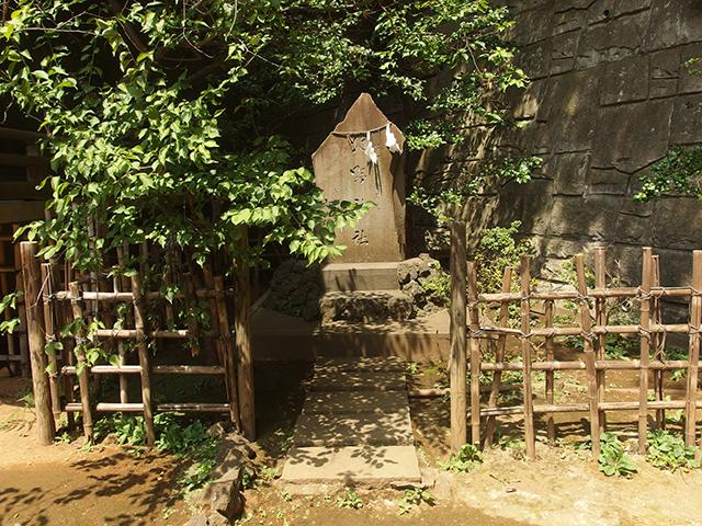 上野毛稲荷神社写真