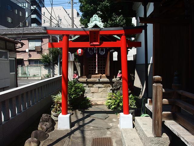 丸山神社(港区)写真