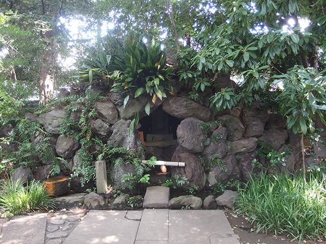 奥澤神社写真