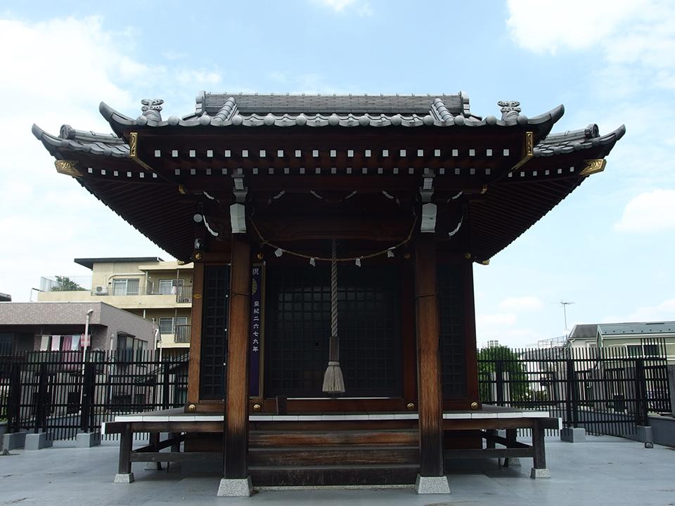 諏訪神社(世田谷区玉川)