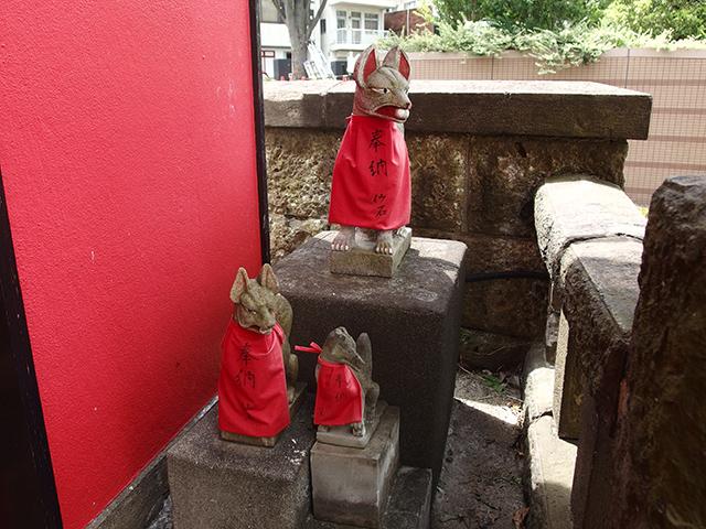 末廣稲荷神社(港区赤坂)写真