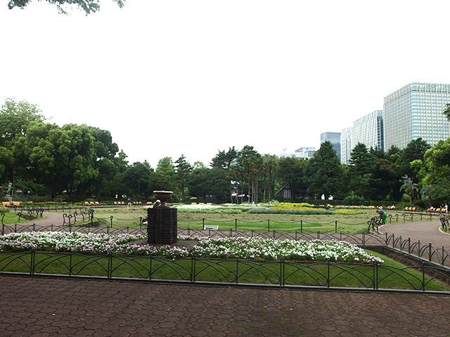 日比谷公園写真