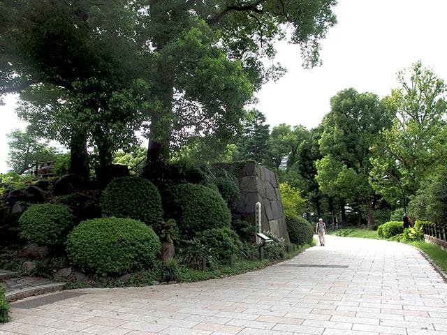 江戸城日比谷見附跡写真