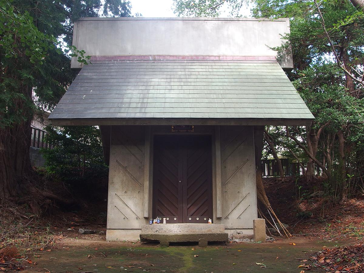 帷子稲荷神社