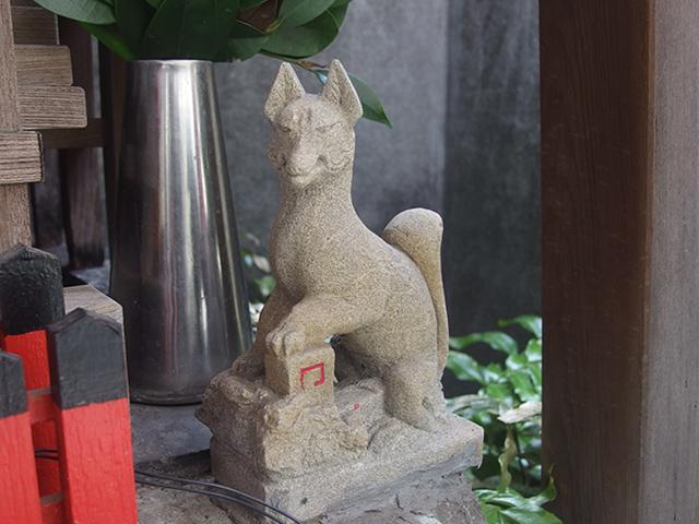 鈴降稲荷神社写真