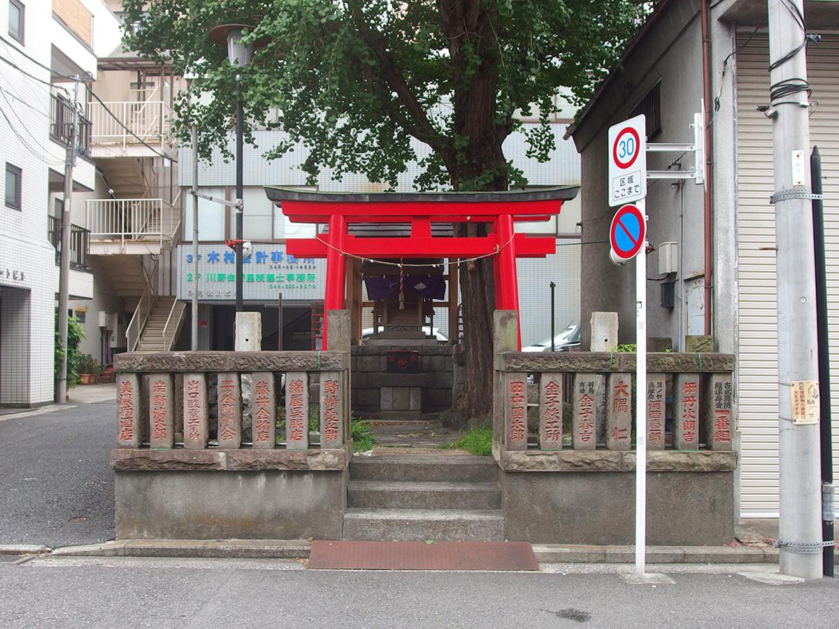 二ツ谷稲荷神社