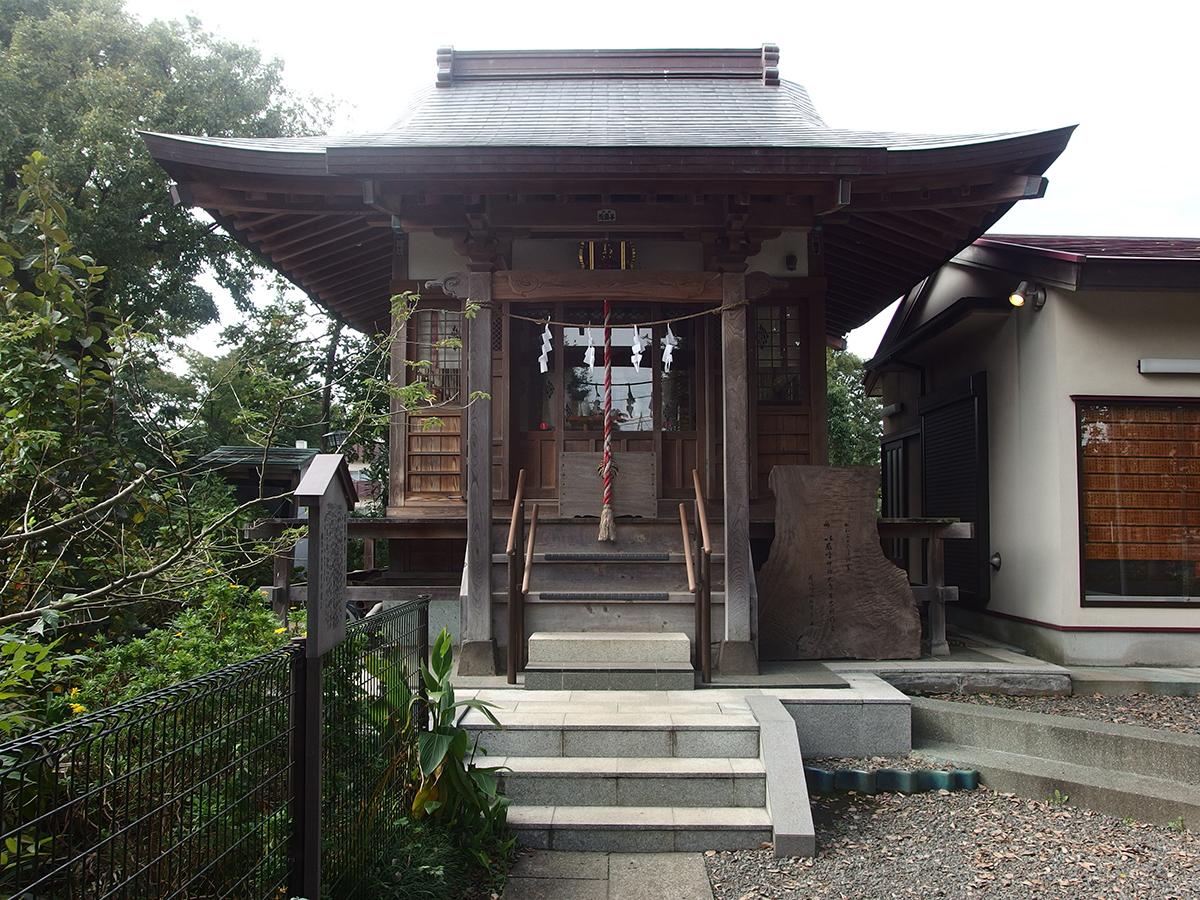 碑文谷厳島神社