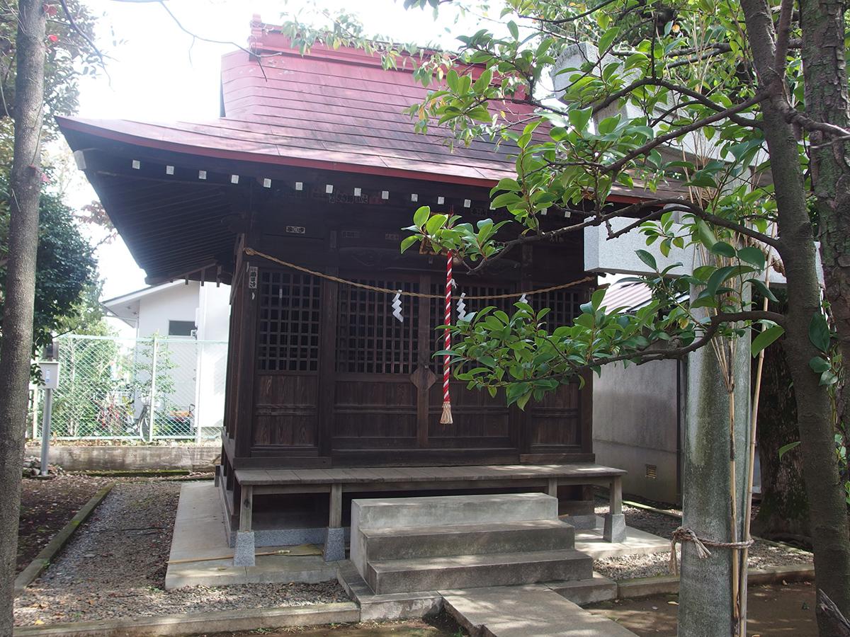 柿の木坂北野神社