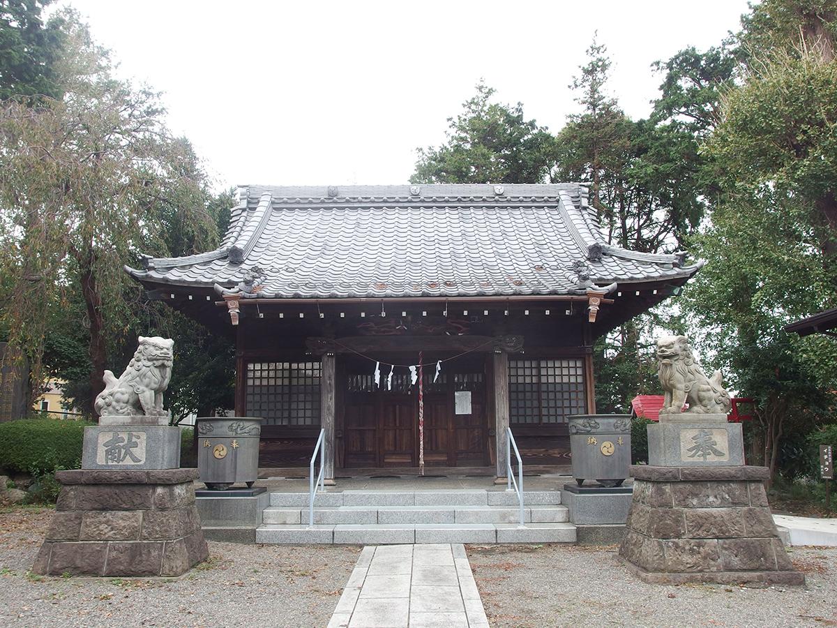 松見町八幡神社