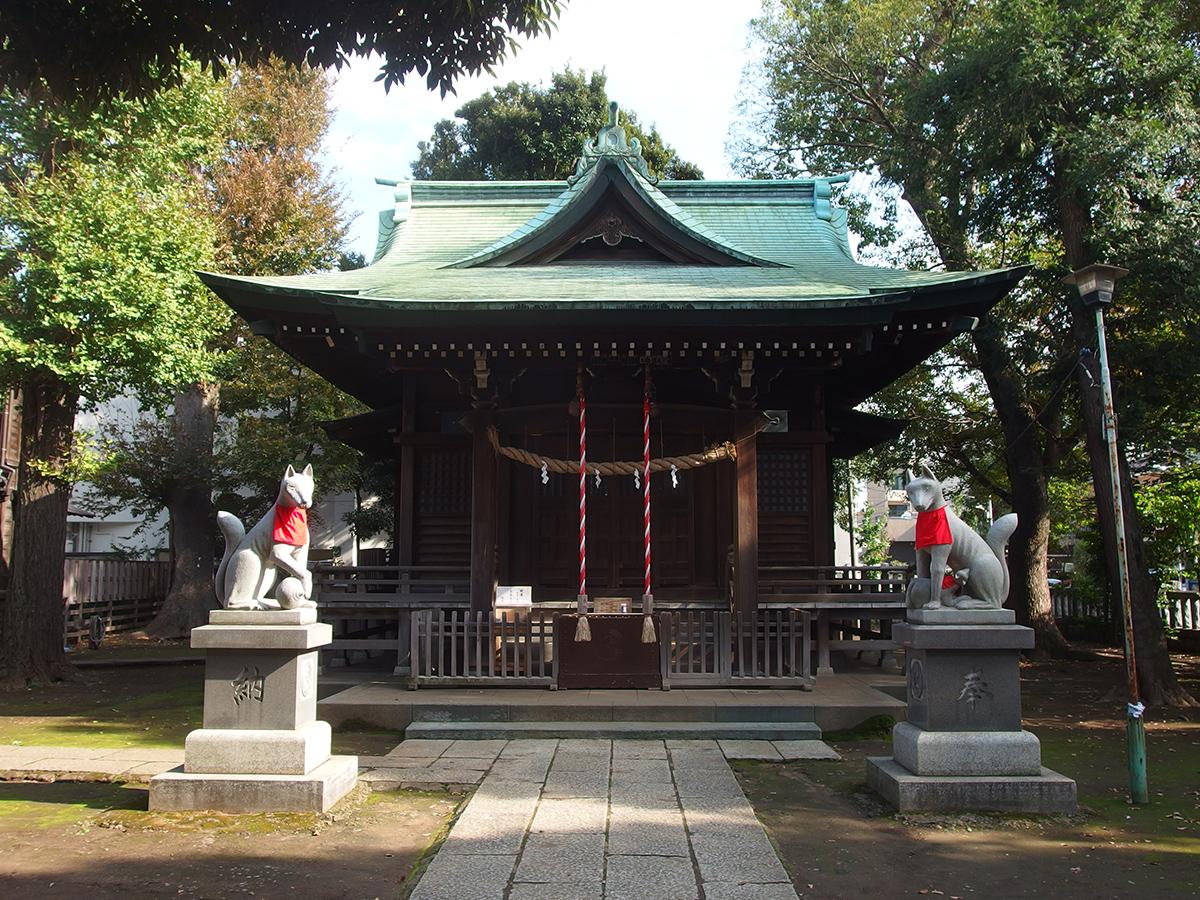 十日森稲荷神社