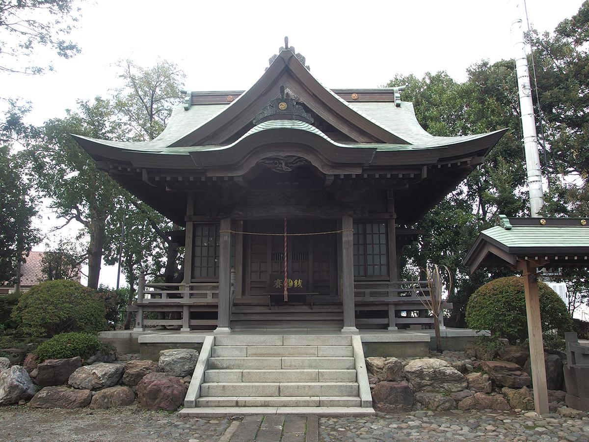 上の宮八幡神社