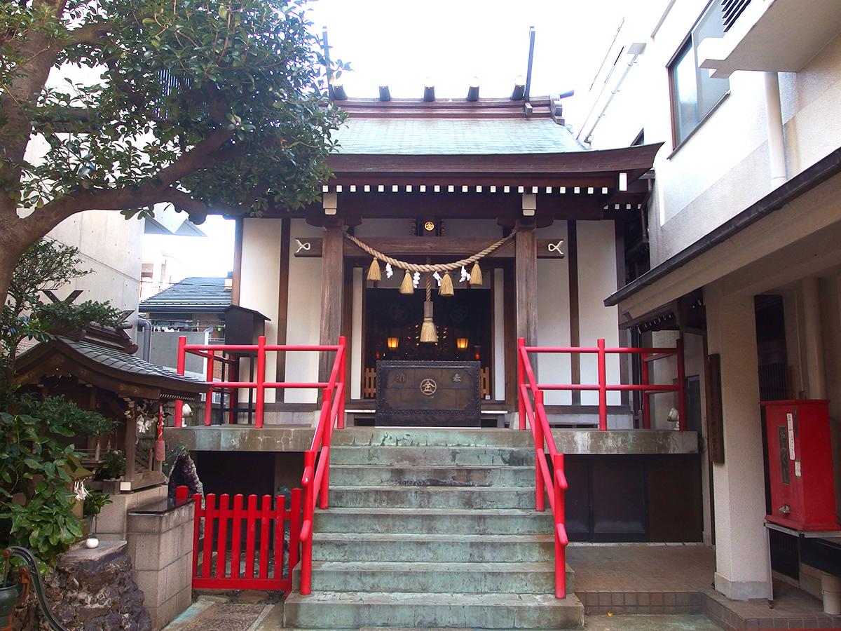 荏原金刀比羅神社