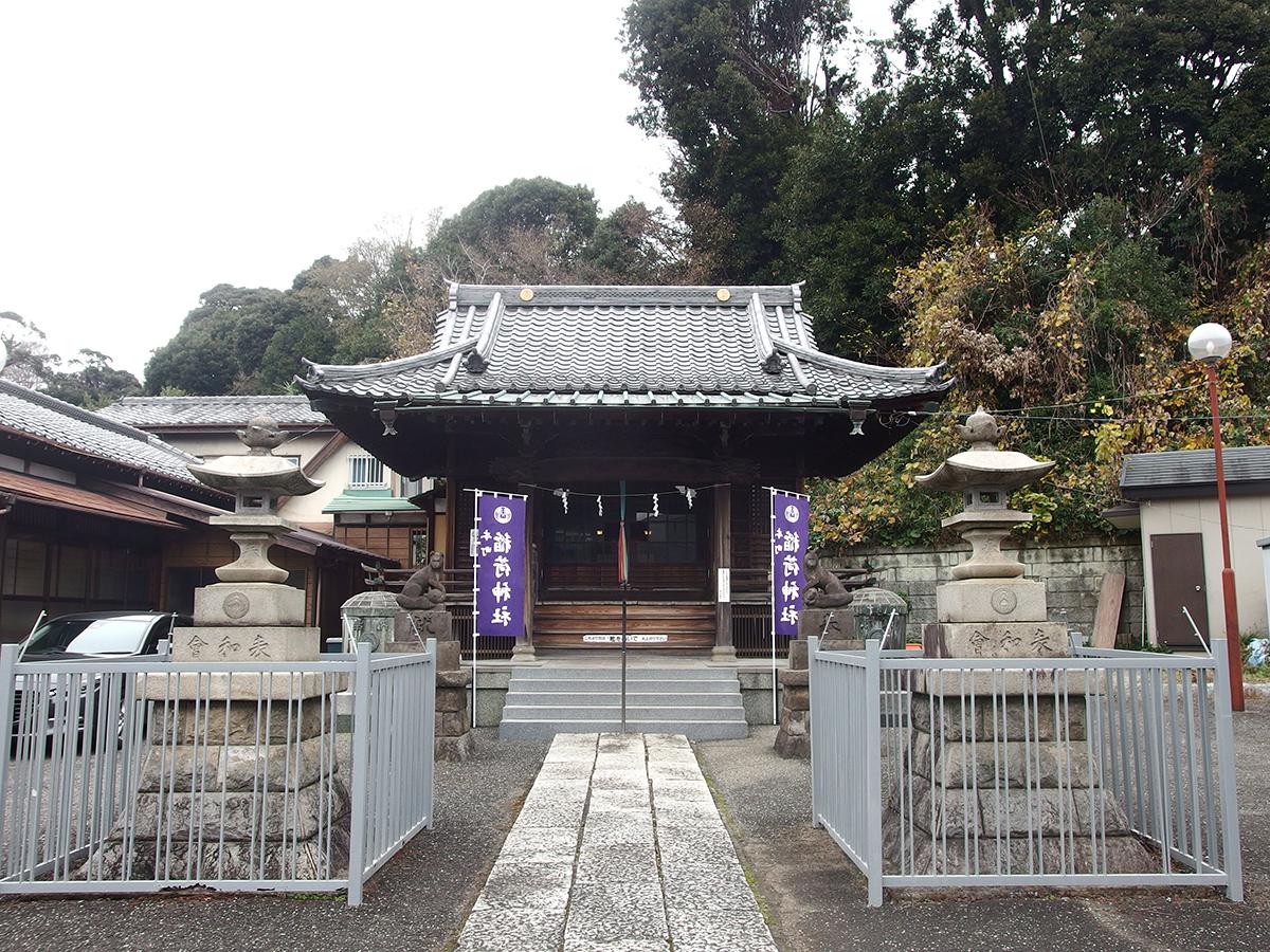 本町稲荷神社(大田区池上)