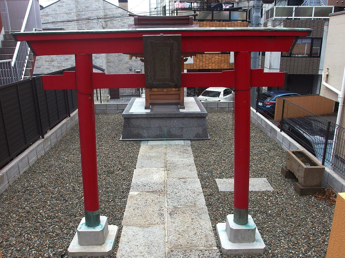 高稲荷神社(大田区山王)