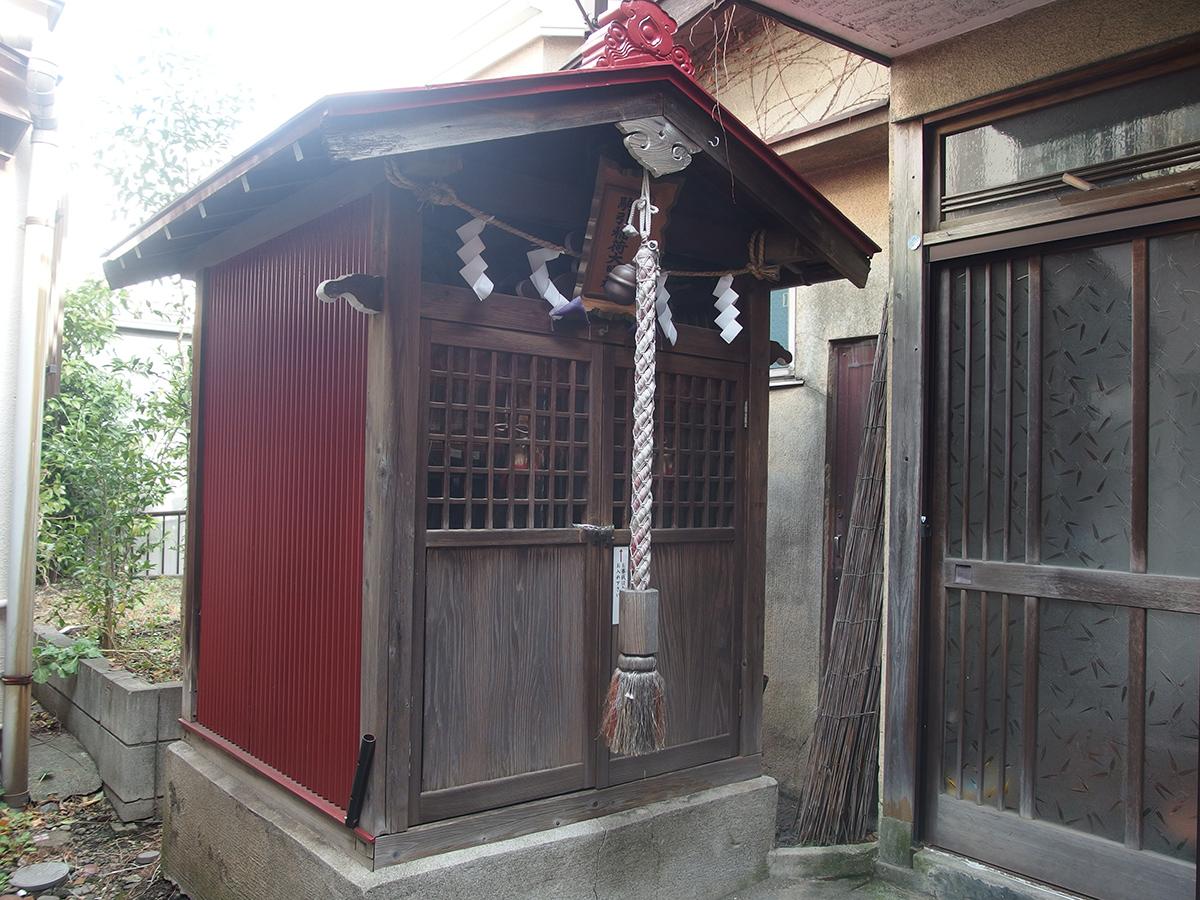駒引稲荷神社
