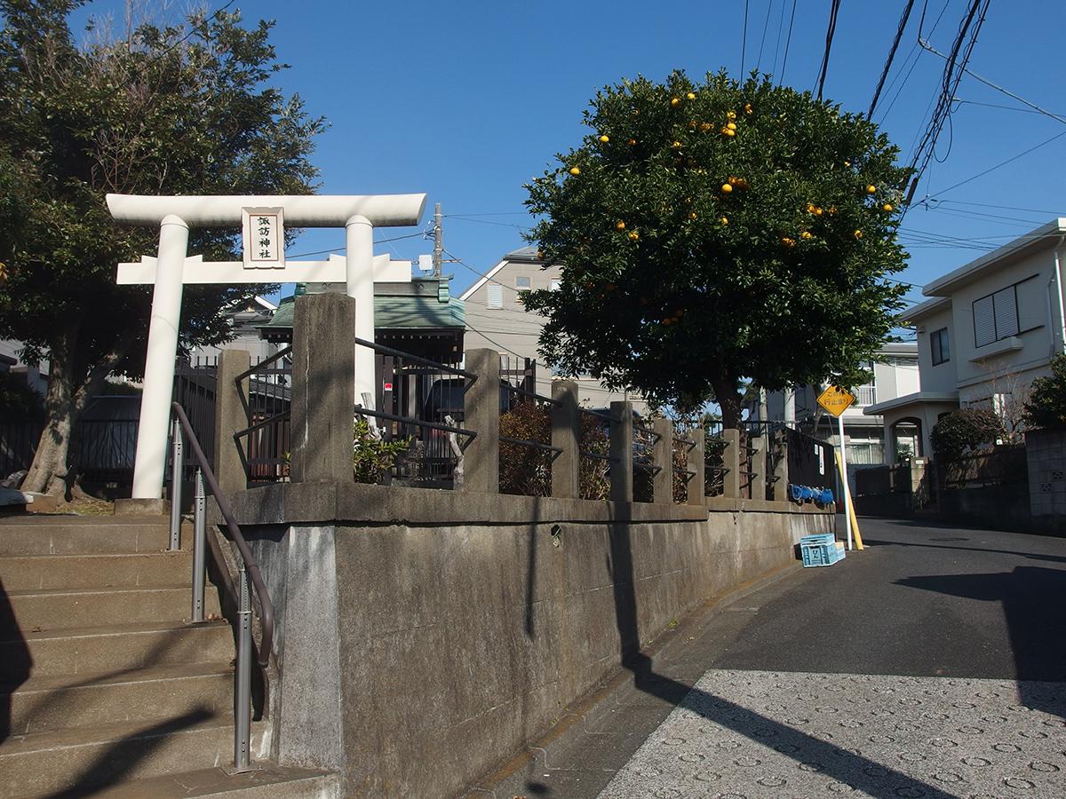 諏訪神社(大田区東馬込)