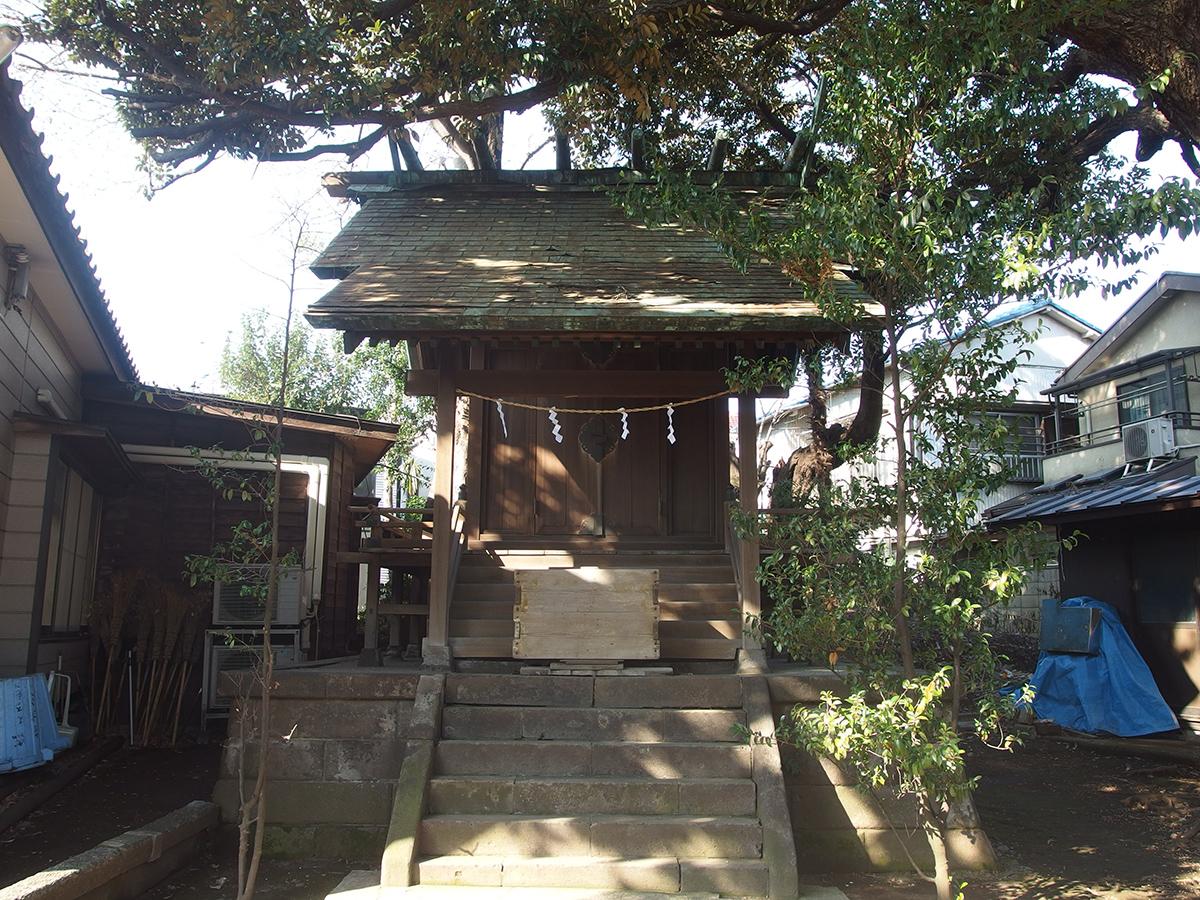 馬込天祖神社