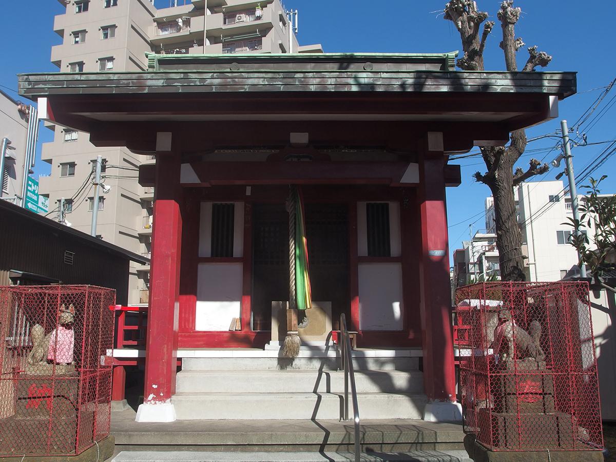 王森稲荷神社