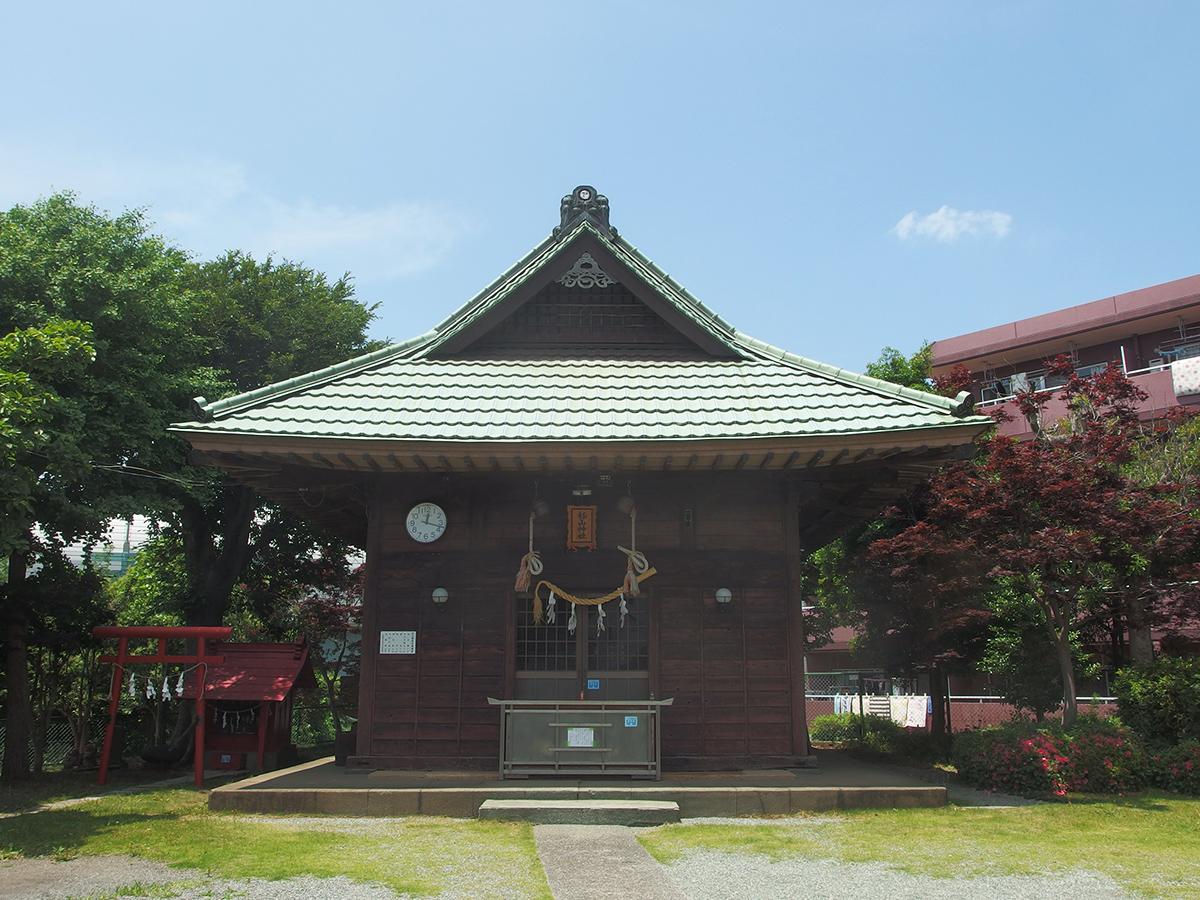 下市が尾杉山神社
