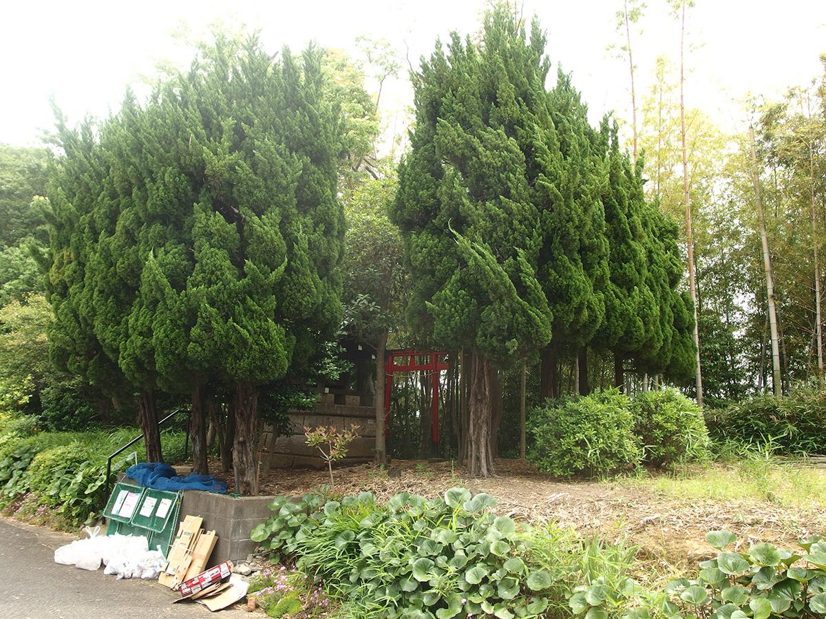 稲荷神社(横浜市港北区新吉田町)