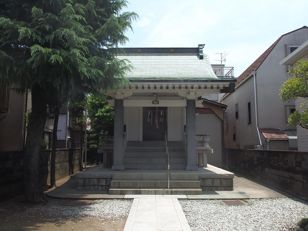 東仲江名天祖神社