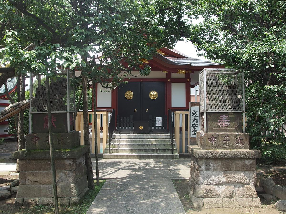 南蒲田北野神社