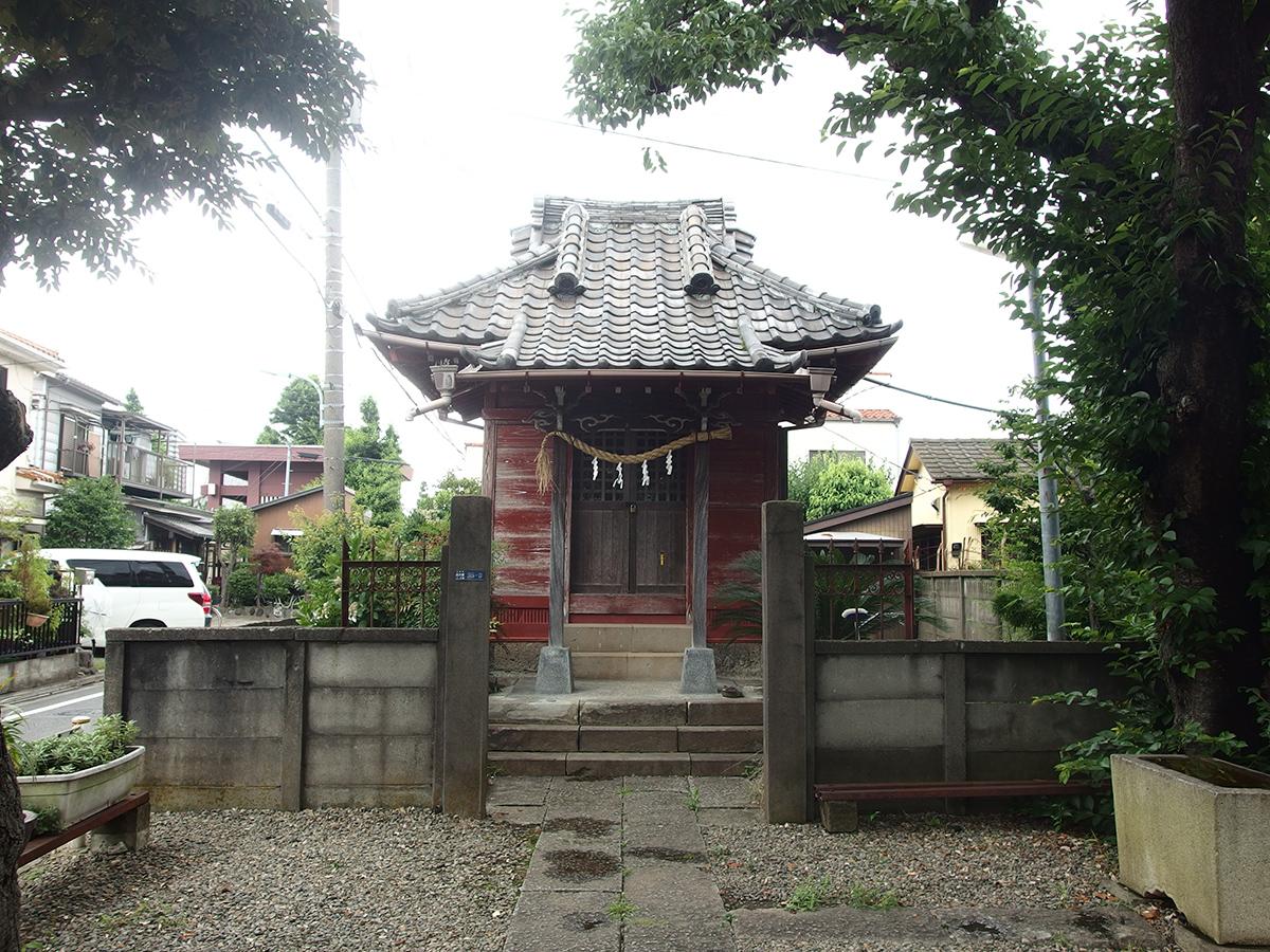 西六郷諏訪神社