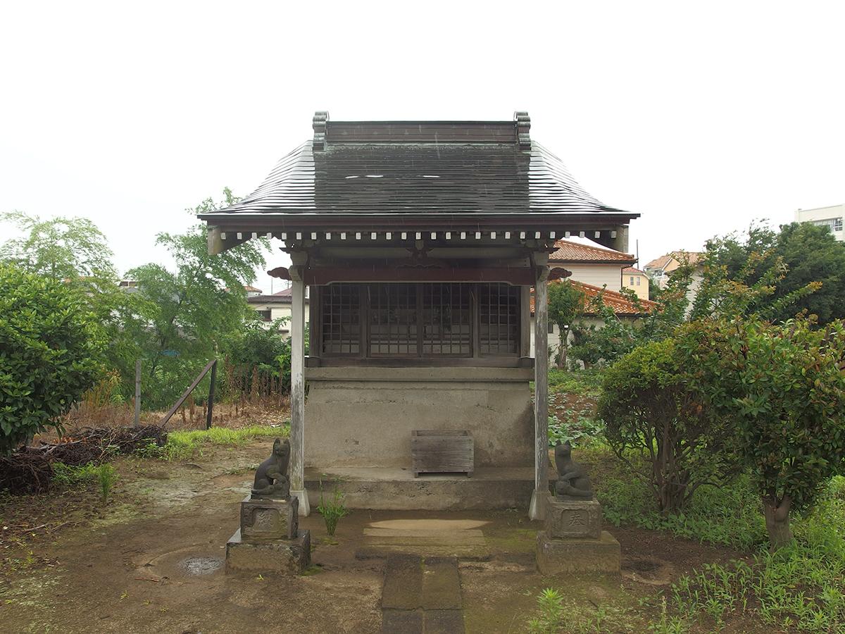 稲荷神社(横浜市緑区鴨居5-8-16)