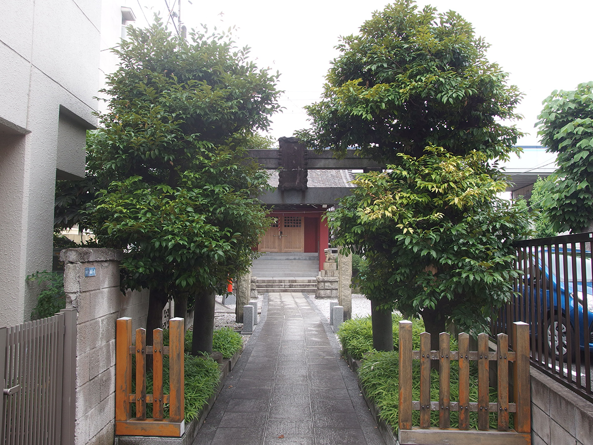 仲六郷熊野神社