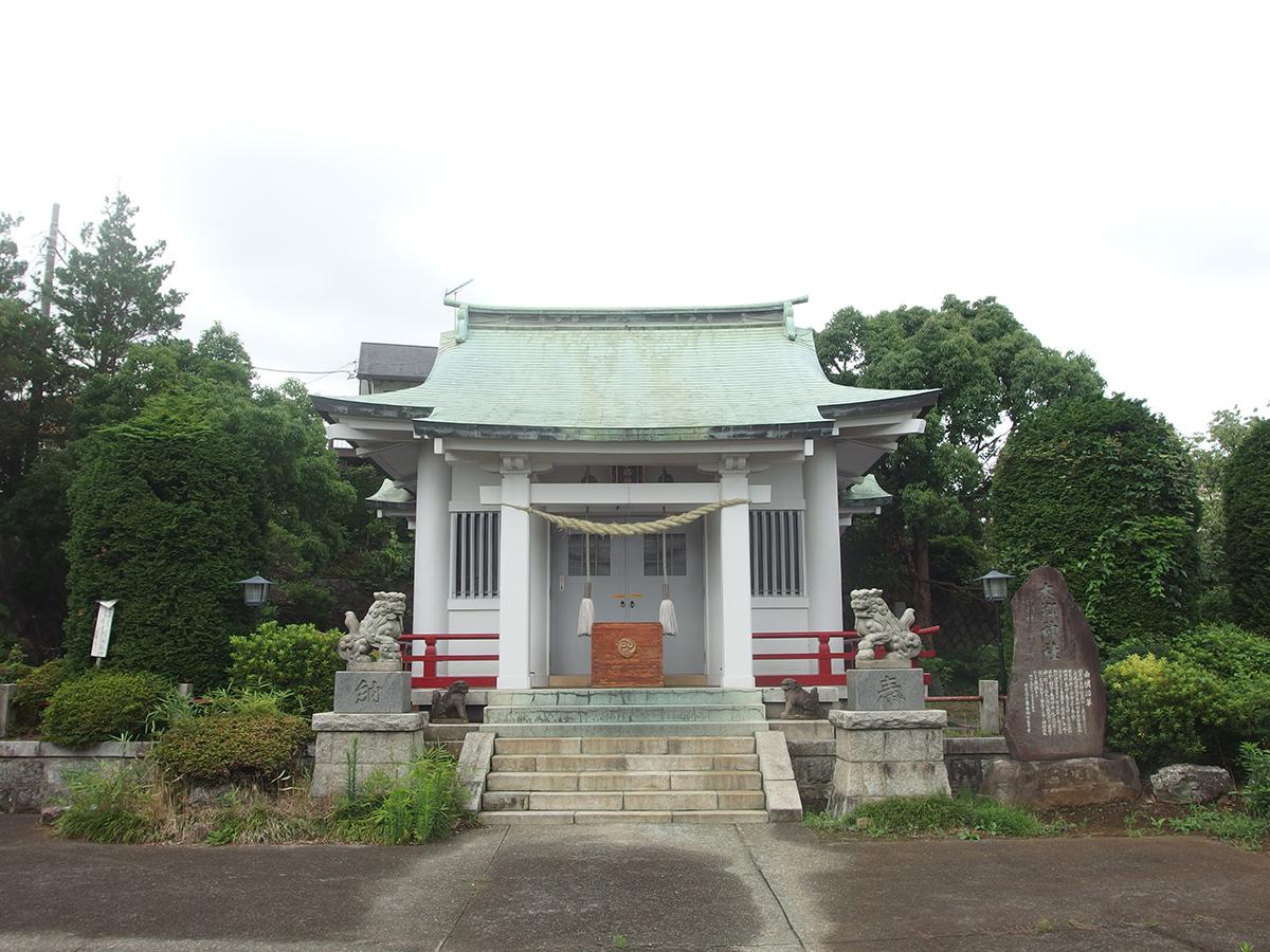 本郷神社(横浜市緑区)