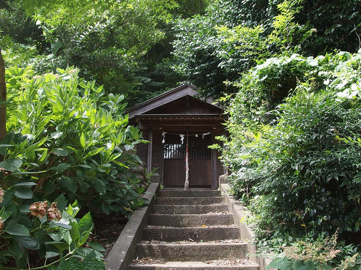 但馬稲荷神社(横浜市都筑区)