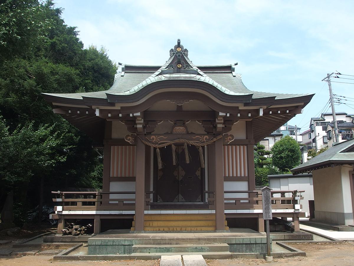上菅田八幡神社