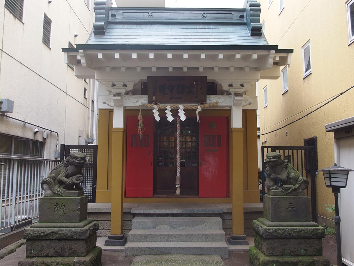 秋葉神社(新宿区新宿)