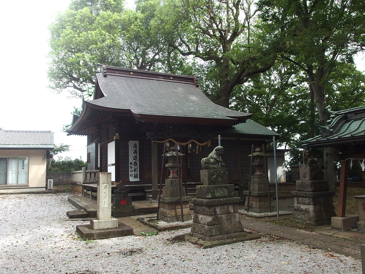 北加瀬熊野神社