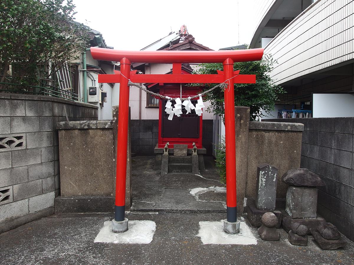 稲荷社(川崎市幸区南加瀬3)