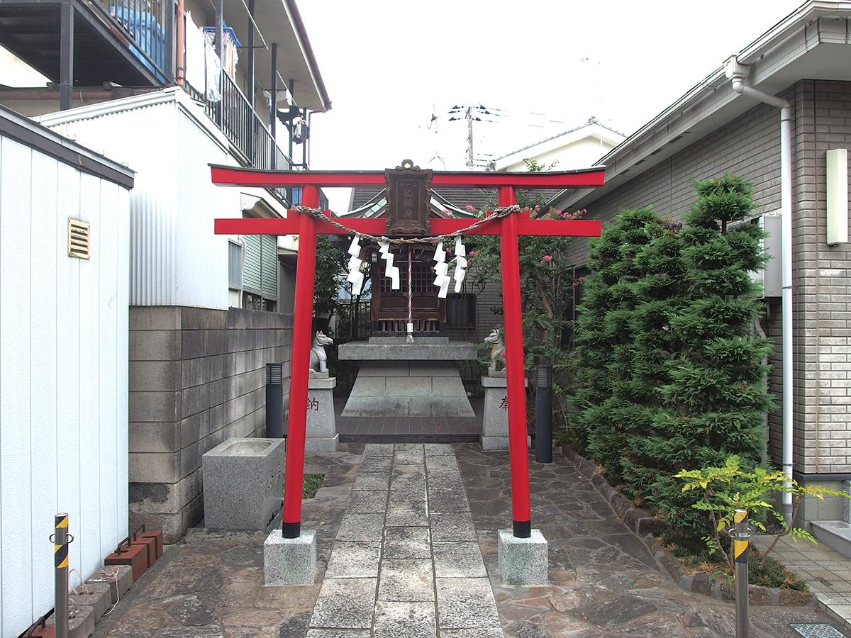 辻稲荷神社