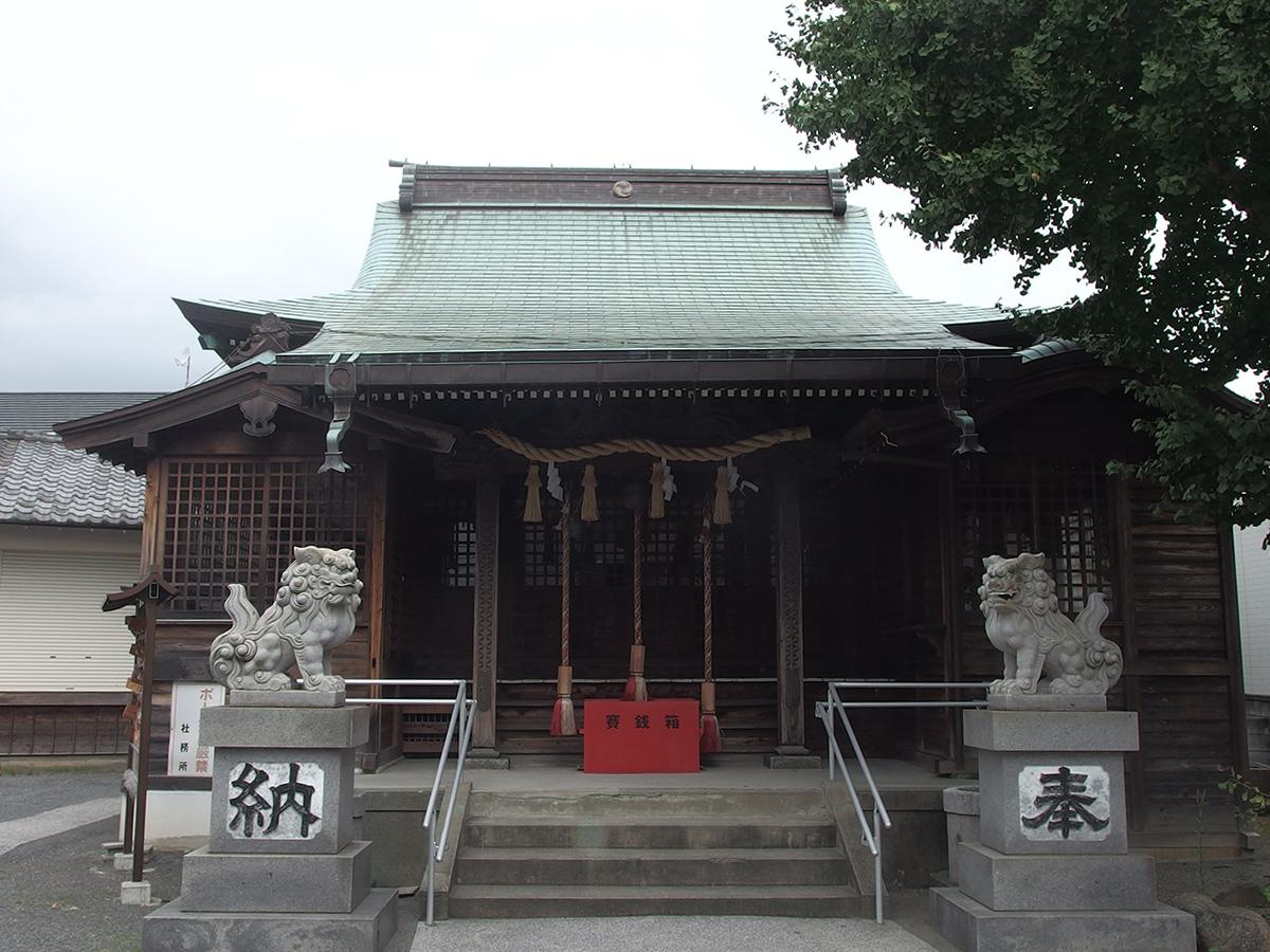 小倉神社(川崎市)