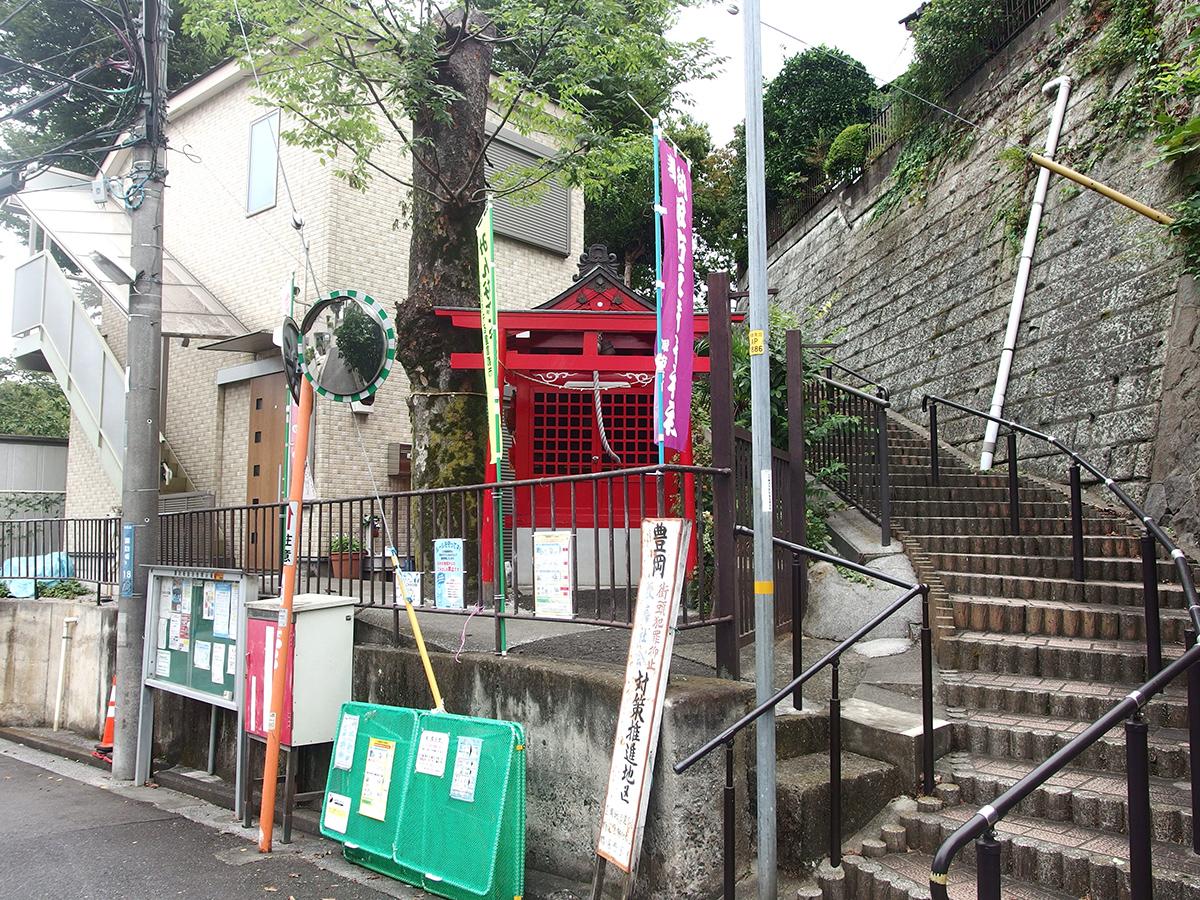 諏訪坂稲荷神社