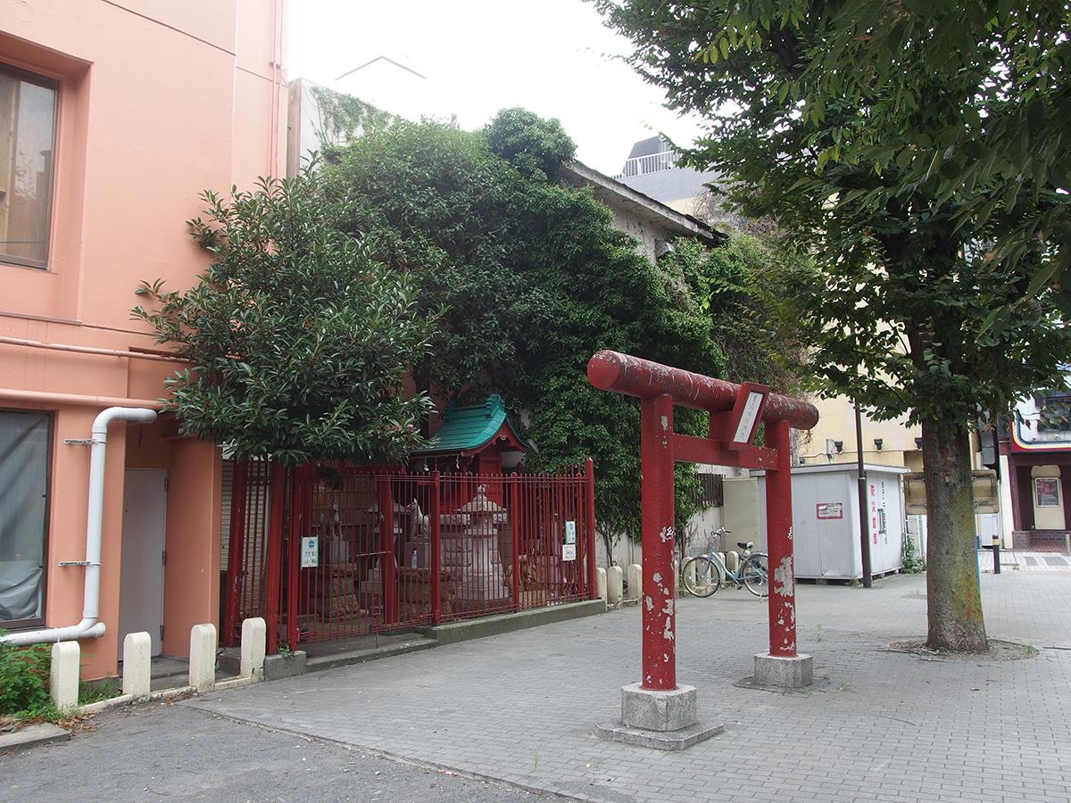 東森稲荷神社