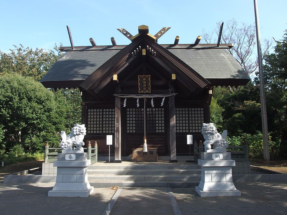 上作延神明神社