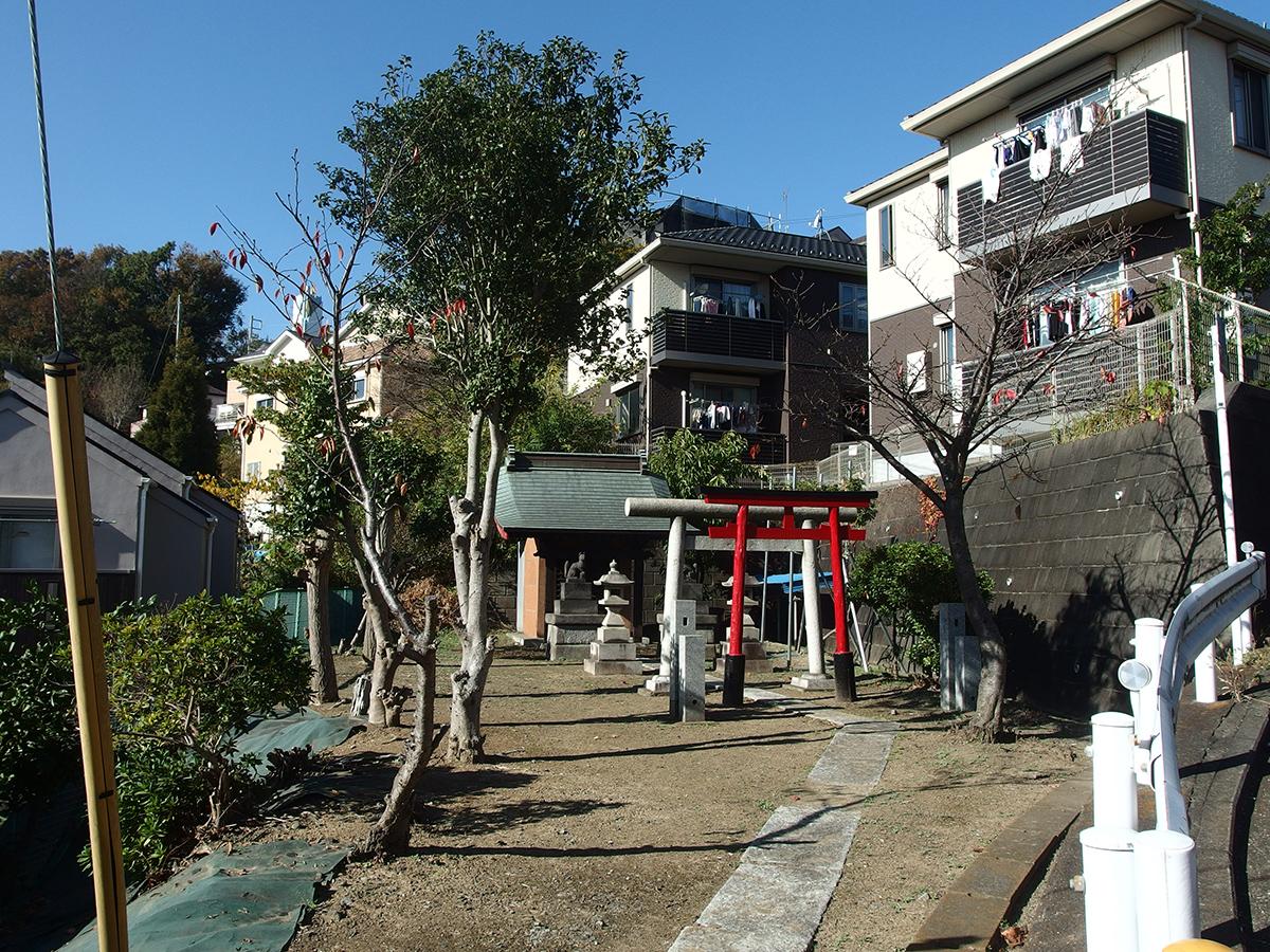 稲荷神社(横浜市旭区川島町)