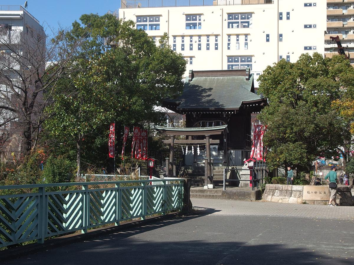 鶴ケ峯稲荷神社