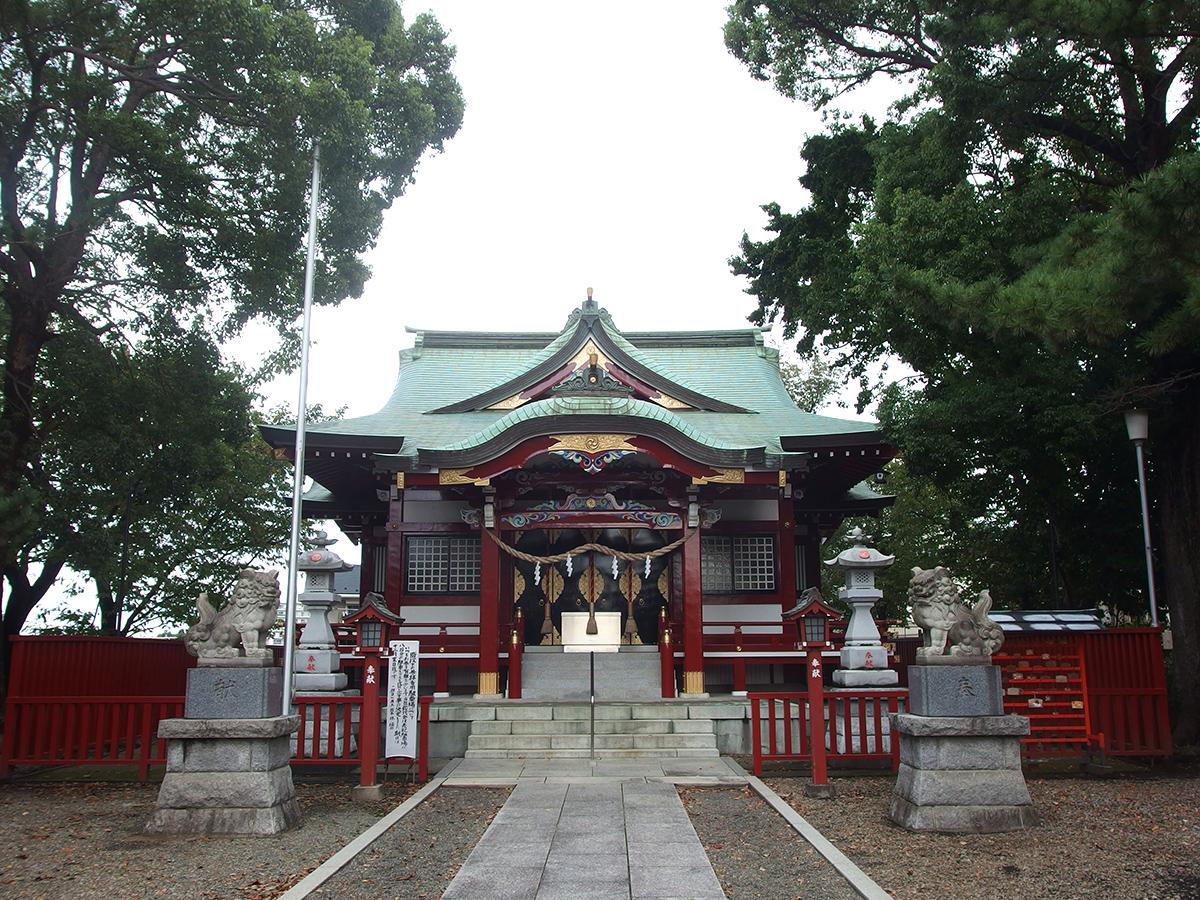 鶴間熊野神社