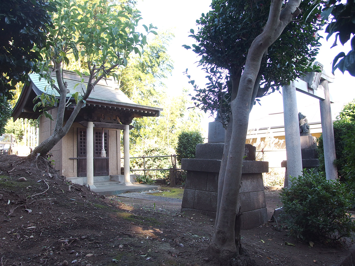 綿貫稲荷神社