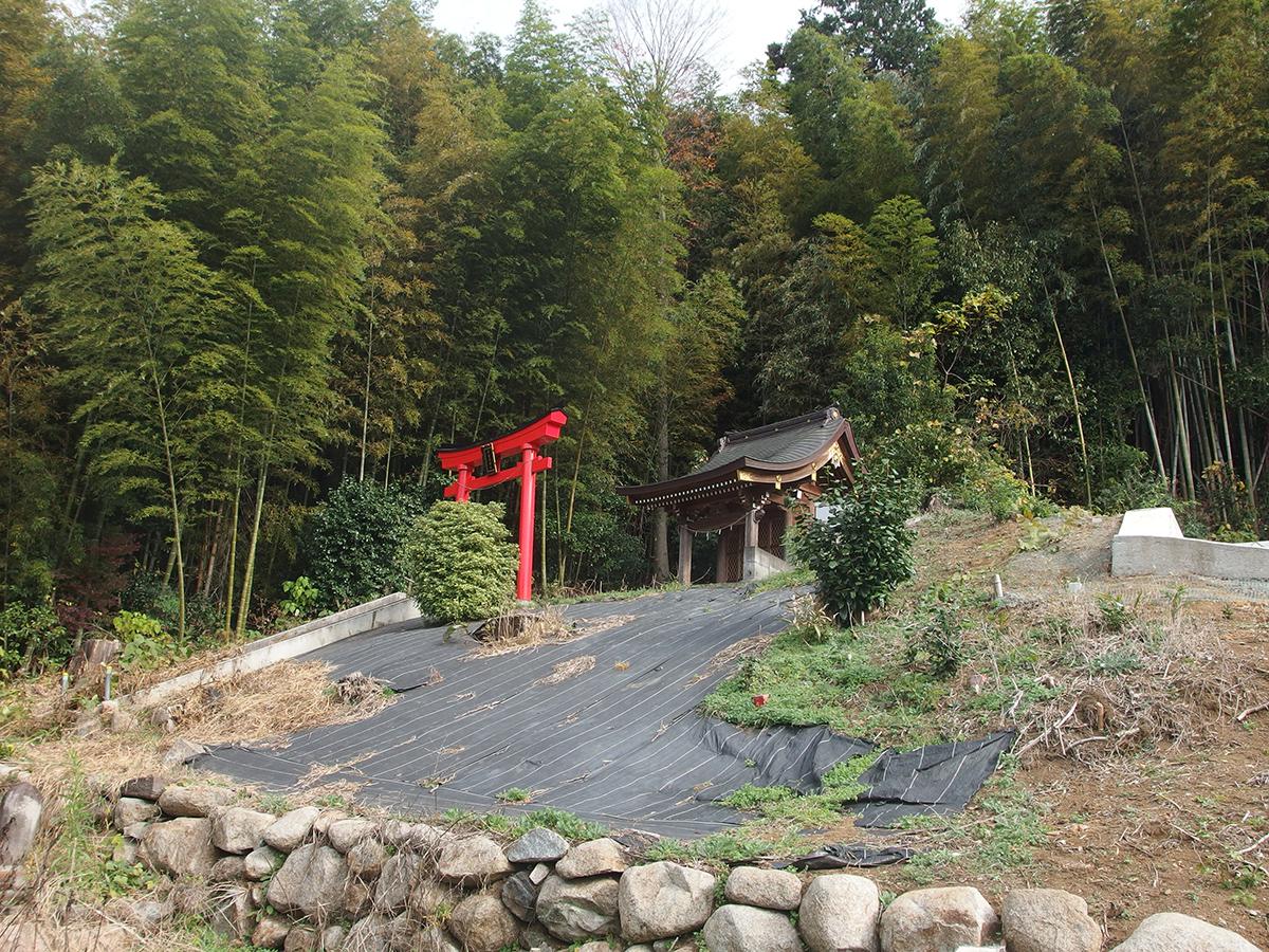 奈良谷戸柊稲荷神社