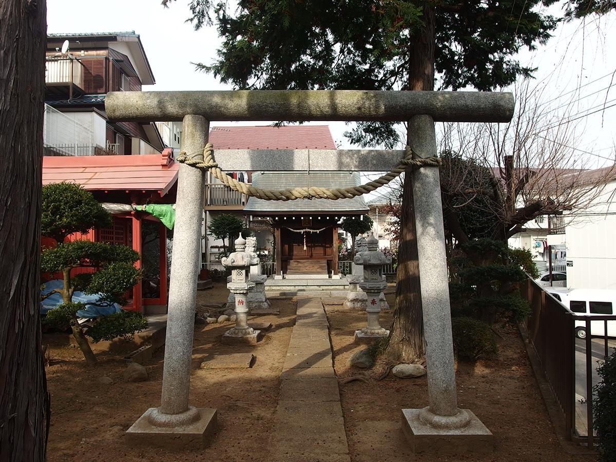 奈良谷戸山神社