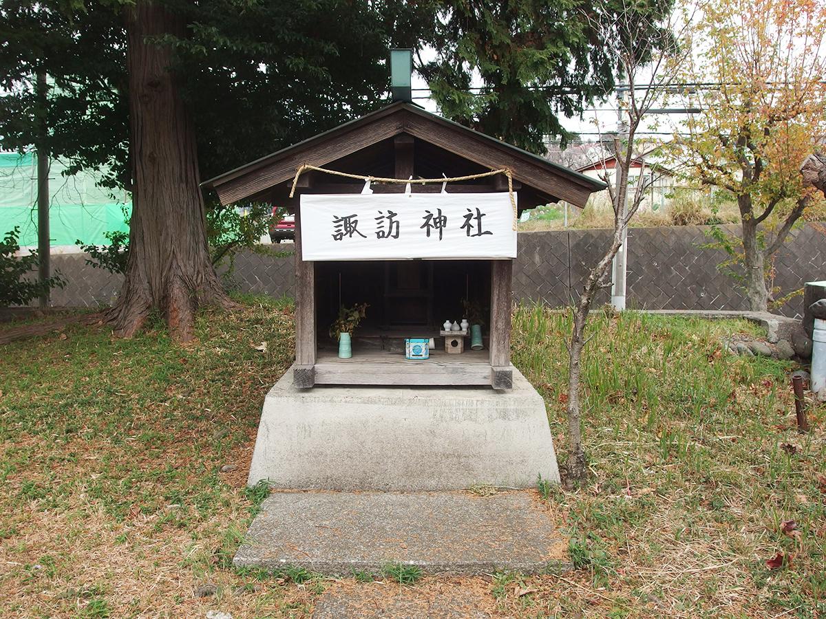 諏訪神社(町田市成瀬6)