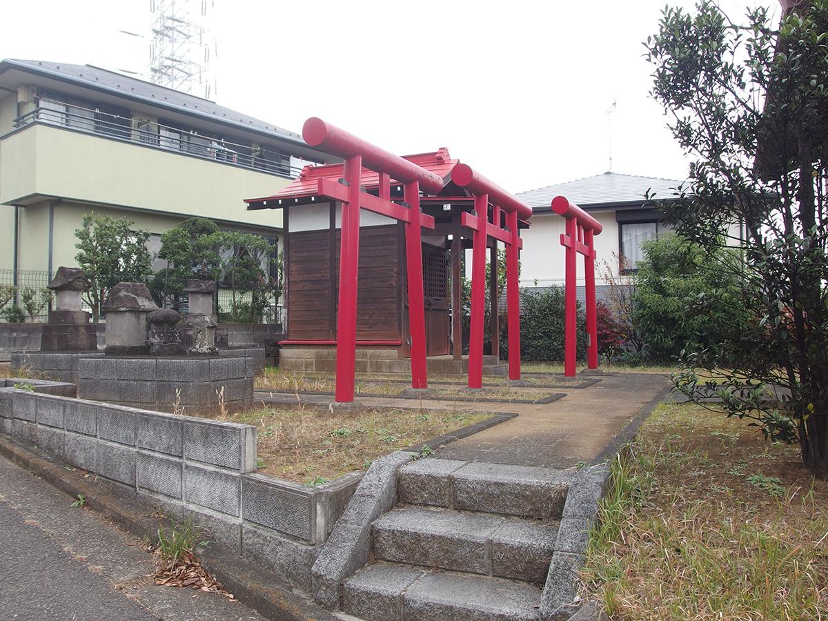 内方姫供養塔